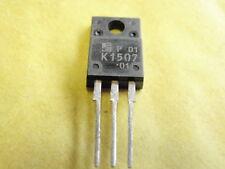 Transistor 2sk1507 MOS N-FET v-mos 600v 9a 15449-117