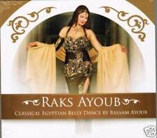 Danse du ventre CD-raks Ayoub-by Bassam Ayoub