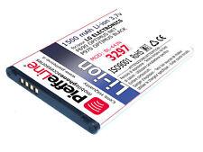 batteria da 1500 mAh per LG Electronics BL-44JN E510 OPTIMUS HUB E400 OPTIMUS L3