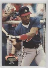 1992 Topps Stadium Club National Convention Base #882 Otis Nixon Atlanta Braves