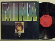 MINA disco LP 33 giri SAME OMONIMO  Made in SPAIN 1973 Discophon STAMPA SPAGNOLA