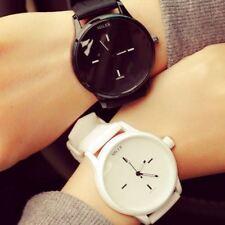 Reloj de pulsera para Hombre mujer moda Sport analógico de silicon Regalo lujo