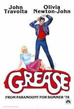 65890 Grease Movie John Travolta livia ton-John Wall Print Poster CA