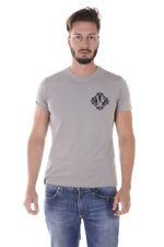 T-shirt Versace Jeans T-Shirt Sweatshirt % Pluto Uomo Grigio B3GQA736-837