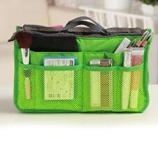Makeup Organizer Travel Toiletry Bathroom Wash Cosmetic Bag Storage Case 6 color