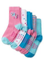Schiesser Calcetines de niña Paquete 5 Precio ventajoso unicornio 19-22 23-26