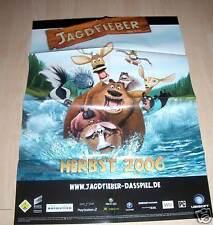 Poster A1 Neu Jagdfieber - Das Spiel ( PC XBox Wii )