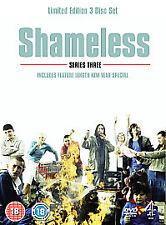 Shameless - Series 3 - Complete (DVD, 2006, 3-Disc Set)