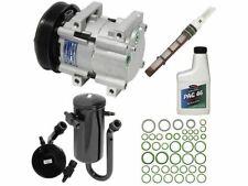 A/C Compressor Kit For 90-93 Ford Bronco F150 F250 F350 4.9L 6 Cyl VIN: Y RX84X7
