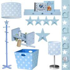 Children Furniture Light Blue Star Accessories Kid's Room Star Baby Boy Valuable