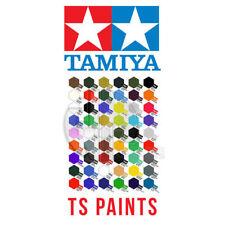 Tamiya Acrylic TS Plastic Spray Lacquer Paint RC Radio Control TS-36 to TS-70
