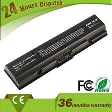 Laptop Battery for Toshiba Satellite PA3534U-1BRS A205 A305 A505 L305 L505D