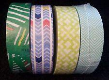 Scotch Washi Masking Tape 3M Choice .94 in x 20 yd  Crafts School Elderly NEW