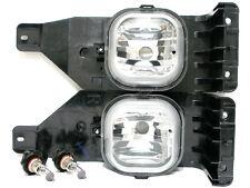For 05-07 F250 F350 F450 Super Duty Pickup Truck Fog Light Lamp RL Pair W/B New