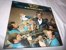 HANK LOCKLIN & DANNY DAVIS & THE NASHVILLE BRASS-SAME RCA LSP-4318 NEW SEALED LP