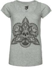 VOLCOM Tobacco and Leather Fa ss women's t-shirt maglietta donna cod. B5331455