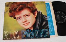 RITA PAVONE:LP-1°DISCO ORIGINALE 1963-OTTIME OCNDIZIONI