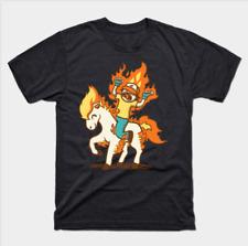 Pokemon Go Gotta Catch/Burn Em All Mystic Valor Instinct Ponyta Funny Shirt L-2X