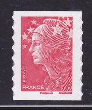 FRANCE AUTOADHESIF N°  175a ** MNH, Support blanc, Mariane de Beaujard, TB