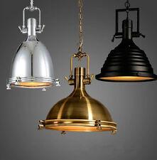 Retro Vintage Ceiling Light Chandelier Pendant Lamp Kitchen Bar Industrial Light