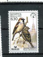 UCCELLI - BIRDS BELARUS 2003 set