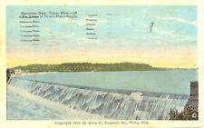 Tulsa,OK. Spavinaw Dam,Source of Tulsa's Water Supply