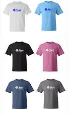 Sun Microsystems Server Computer Logo Geek Hanes Quality T shirts  S-5XL
