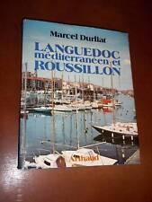 """""""LANGUEDOC & ROUSSILLON"""", Marcel DURLIAT (1977) ARCHITECTURE"""
