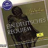 BRAHMS Ein Deutsches Requiem Op. 45 - NEW SEALED CD Berlin Philharmonic Germany