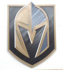 Vegas Golden Knights 3D Hockey Logo (2 Versions) - Emblem, Ornament or Magnet!!