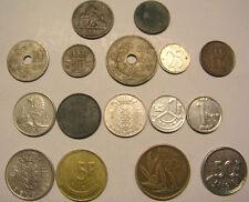 belgische Münze aus 1876-1998 auswählen Belgien Belgie