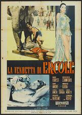 La vendetta di ercole - Goliath and the Dragon Mark Forest movie poster print 2