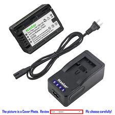 Kastar Battery LED Super Fast Charger for Panasonic VW-VBK180 HDC-HS80K HDC-SD40
