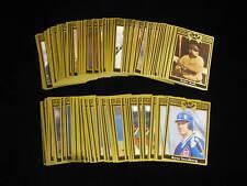 """1992 Cartwrights Major League Baseball .... """"GOLD""""  Cards ....see drop down menu"""