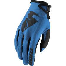 Thor NEW Mx 2018 Sector Blue Adults Motocross Dirt Bike BMX MTB Gloves