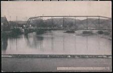 Williamsport Pa Newberry Bridge Lycoming Creek Postcard