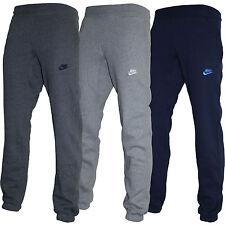 Nike Hombre Chándal Pantalones Deportivos Pantalones Deportivos Chándal S M L XL 100% Genuino