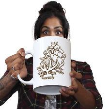 Voile mugs OB Pieuvre Kraken Cthulhu Doom Sail drôle capitaine géant tasse