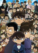 193585 Detective Conan TV Anime Wall Print Poster CA