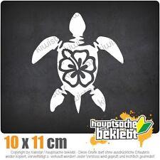 Schildkröte Hawaii csf0111 11 x 10 cm JDM  Sticker Aufkleber