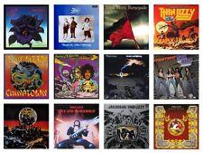 MINIATURE 1/12 Non Playable VINYL RECORD ALBUMS - THIN LIZZY - VARIOUS TITLES