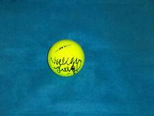 Morgan Pressel Hand Signed Ram Golf Ball LPGA Autograph