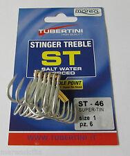 6 Ancorette TUBERTINI OWNER ST-46 - Stinger Treble Owner ST 46 - Packaging 6