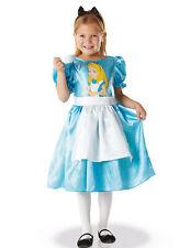Deguisement classique Alice au pays des merveilles fille Cod.233429