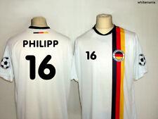Deutschland Trikot BLACK-RED-GOLD  alle Grössen Name Nr zB Lea Lewandowski Messi