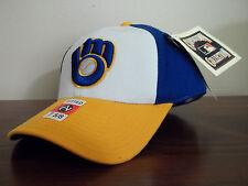 "Milwaukee Brewers 1980s Vintage ""Cooperstown"" Hat"