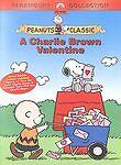 Peanuts: A Charlie Brown Valentine (Para DVD