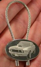 Ford Mustang Schlüsselanhänger Keyring Bj. 1969 Coupe