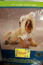DOG HALLOWEEN CUDDLY LION HALLOWEEN COSTUME