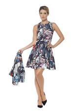 WOMEN'S HALLOWEEN ZOMBIE SUIT ADULT WOMEN'S FANCY DRESS COSTUME DRESS AND JACKET